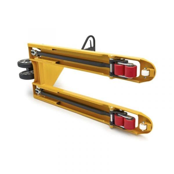 Onderkant palletwagen basic